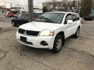 Used 2010 Mitsubishi Endeavor SE for sale in North York, ON
