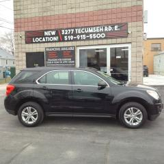 Used 2010 Chevrolet Equinox LS for sale in Windsor, ON