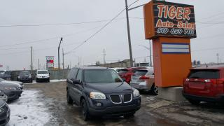 Used 2008 Pontiac Montana w/1SA***CLEAN BODY**CHEAP FAMILY VAN**AS IS for sale in London, ON