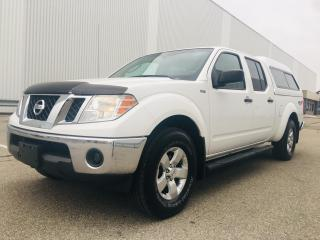 Used 2010 Nissan Frontier SE Crew Cap 4WD for sale in Mississauga, ON