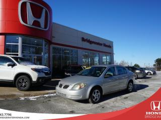 Used 2007 Pontiac G5 Base - AFFORDABLE COMMUTER for sale in Bridgewater, NS