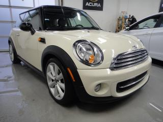 Used 2013 MINI Cooper Classic,LOW KM,VERY CLEAN for sale in North York, ON