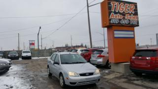 Used 2007 Ford Focus SE**ONLY 177KMS**AUTOMATIC**AS IS SPECIAL for sale in London, ON