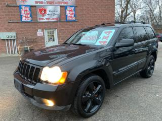 Used 2008 Jeep Grand Cherokee DIESEL/4X4/ONE OWNER/NO ACCIDENT/WARRANTY INCLUDED for sale in Cambridge, ON