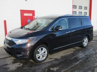 Used 2011 Nissan Quest LE for sale in Calgary, AB