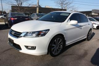 Used 2015 Honda Accord Sport |SUNROOF|ACCIDENT FREE| for sale in Toronto, ON