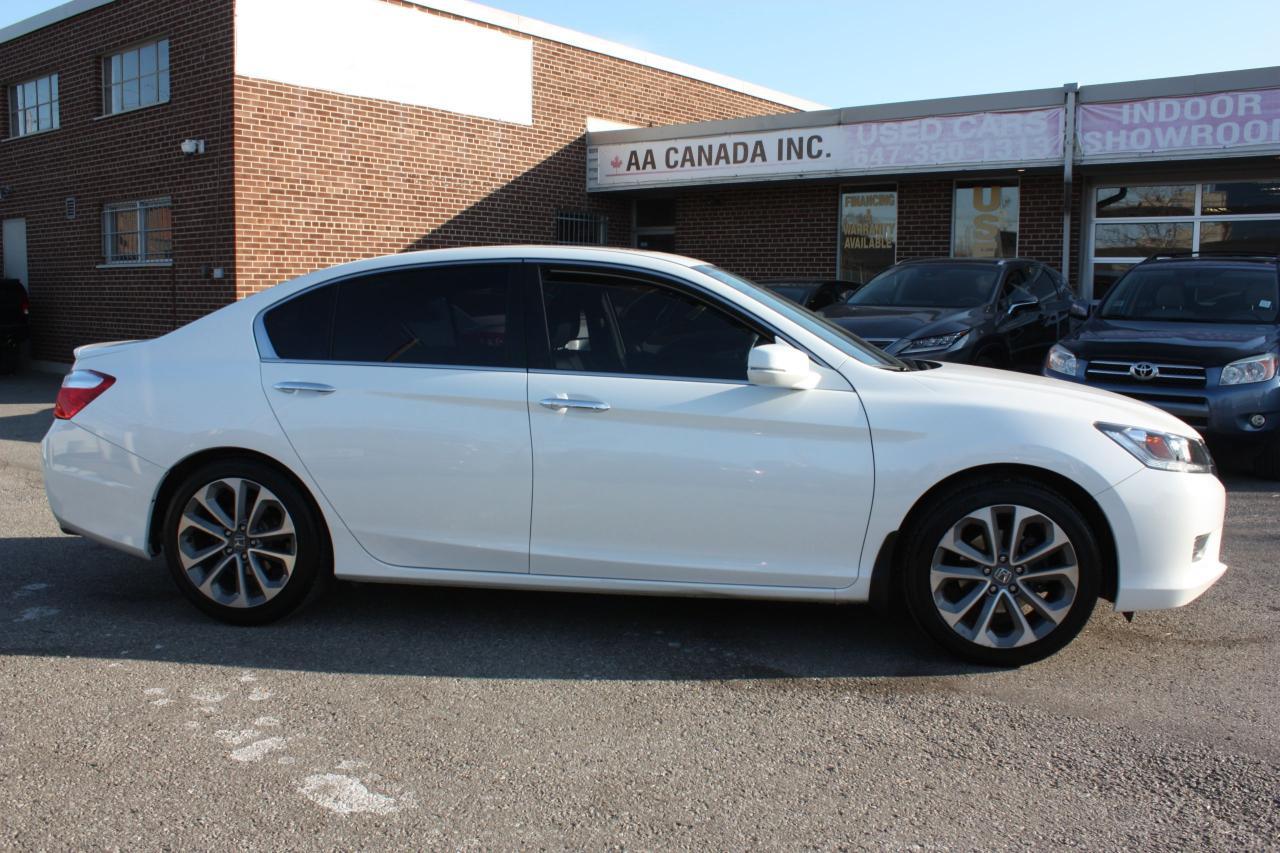 2015 Honda Accord Sport |SUNROOF|ACCIDENT FREE|