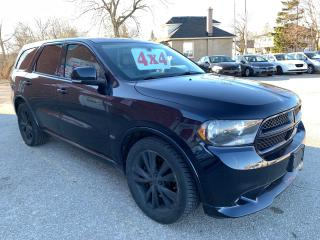 Used 2011 Dodge Durango R/T/5.7 HEMI/4WD/ONE OWNER/NO ACCIDENT/CERTIFIED for sale in Cambridge, ON