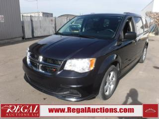 Used 2014 Dodge Grand Caravan CVP Wagon 7PASS 3.6L for sale in Calgary, AB