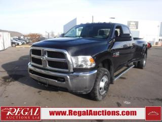 Used 2017 RAM 3500 SXT Crew CAB LWB 4WD 6.7L for sale in Calgary, AB