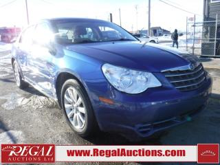 Used 2010 Chrysler Sebring LX 4D Sedan for sale in Calgary, AB