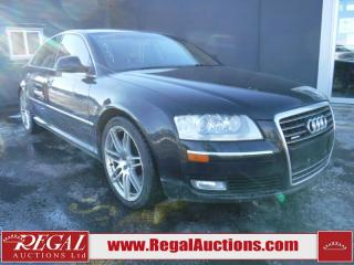 Used 2010 Audi A8 Sedan AWD for sale in Calgary, AB