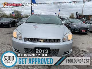 Used 2013 Chevrolet Impala for sale in London, ON