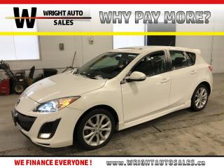 Used 2010 Mazda MAZDA3 GS|LEATHER|SUNROOF|BLUETOOTH|101,790 KM for sale in Cambridge, ON