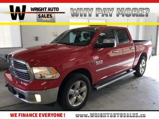 Used 2016 RAM 1500 BIG Horn|NAVIGATION|BACKUP CAM|92,785 KM for sale in Cambridge, ON