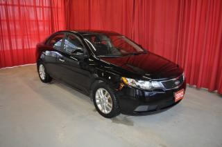 Used 2012 Kia Forte EX  | Sedan for sale in Listowel, ON