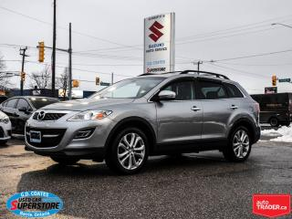 Used 2012 Mazda CX-9 GT AWD ~7 Passenger ~Nav ~Backup Cam ~Leather for sale in Barrie, ON