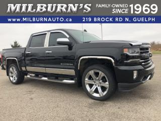Used 2016 Chevrolet Silverado 1500 LTZ Z71 4X4 for sale in Guelph, ON