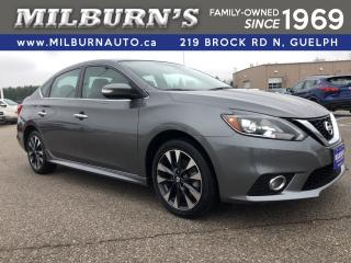 Used 2017 Nissan Sentra SR Turbo for sale in Guelph, ON