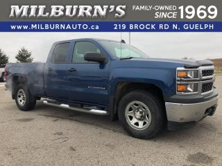 Used 2015 Chevrolet Silverado 1500 LT 4x4 for sale in Guelph, ON