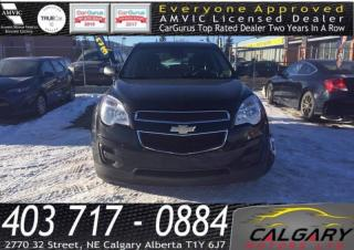 Used 2015 Chevrolet Equinox AWD 4DR LS for sale in Calgary, AB