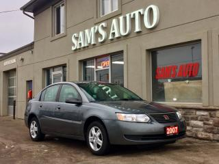 Used 2007 Saturn Ion 4dr Sdn Auto Ion.2 for sale in Hamilton, ON