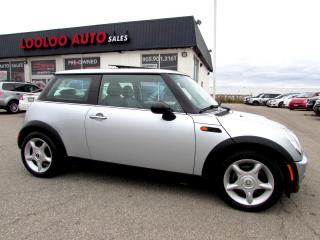 Used 2004 MINI Cooper Hatchback Automatic Panoramic Sunroof Certified 2YR Warranty for sale in Milton, ON