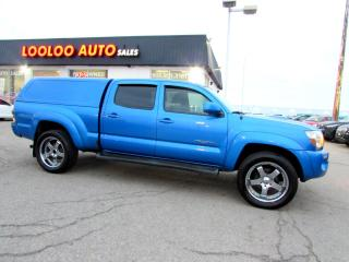 Used 2010 Toyota Tacoma Crew Cab Long Bed V6 SR5 Auto 4WD Certified 2YR Warranty for sale in Milton, ON