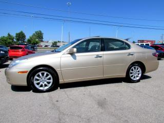 Used 2002 Lexus ES 300 ES300 As Traded*CLEAN* for sale in Milton, ON
