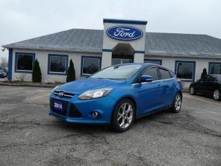 Used 2014 Ford Focus Titanium for sale in Essex, ON