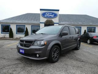 Used 2015 Dodge Grand Caravan R/T for sale in Essex, ON