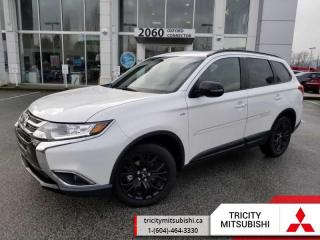 Used 2018 Mitsubishi Outlander SE  LEATHER-SUNROOF-7 SEATER for sale in Port Coquitlam, BC