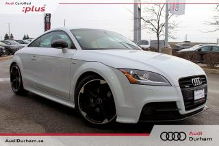 Used 2015 Audi TT 2.0T Competition + S-Line | AWD | Navi for sale in Whitby, ON