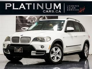 Used 2007 BMW X5 4.8i 7 PASSENGER, NAVI, CAM, PANO, Heated Lthr for sale in Toronto, ON