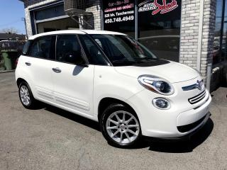 Used 2014 Fiat 500 L Pop à hayon 5 portes for sale in Longueuil, QC