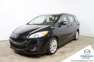 Used 2017 Mazda MAZDA5 Gt Cuir T.ouvrant for sale in Laval, QC