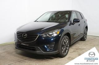 Used 2016 Mazda CX-5 Gt Awd Bluetooth for sale in Laval, QC