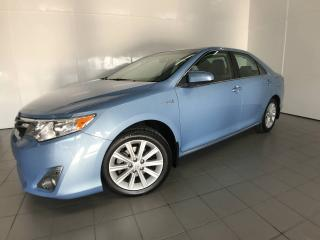 Used 2012 Toyota Camry Hybride XLE, Hybride, A/C, Sièges Chauffants for sale in Montréal, QC