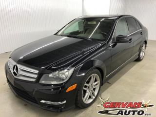 Used 2013 Mercedes-Benz C-Class C300 Awd Cuir Mags for sale in Trois-Rivières, QC
