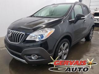 Used 2014 Buick Encore Convenience for sale in Shawinigan, QC