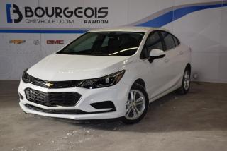 Used 2016 Chevrolet Cruze LT for sale in Rawdon, QC