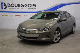 Used 2017 Chevrolet Volt *** LT, TRÈS PROPRE *** for sale in Rawdon, QC