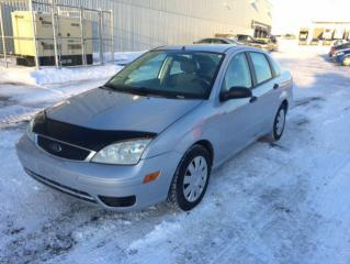 Used 2005 Ford Focus Berline 4 portes ZX4 S for sale in Quebec, QC
