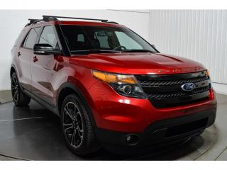 Used 2015 Ford Explorer Sport Awd Cuir Toit for sale in St-Constant, QC