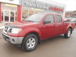 Used 2009 Nissan Frontier SE for sale in Peterborough, ON