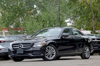 Used 2017 Mercedes-Benz C 300 4MATIC Sedan for sale in Ottawa, ON