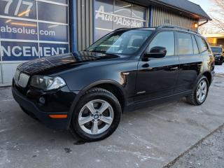 Used 2010 BMW X3 30i +toit for sale in Boisbriand, QC