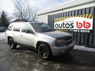 Used 2008 Chevrolet TrailBlazer 4 RM 4 portes LT1 for sale in Laval, QC