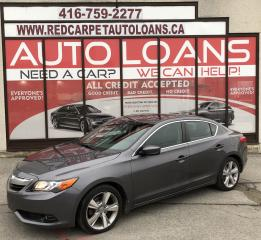 Used 2015 Acura ILX PREMIUM-ALL CREDIT ACCEPTED for sale in Scarborough, ON