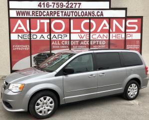 Used 2014 Dodge Grand Caravan SE/SXT SXT-ALL CREDIT ACCEPTED for sale in Scarborough, ON